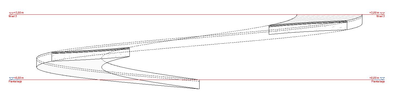 Rampa de garaje curva escaleras y rampas modelado foro - Rampas de garaje ...