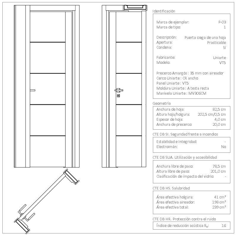 Puertas iii montajes en muros obl cuos para planilla de - Foros de carpinteria ...