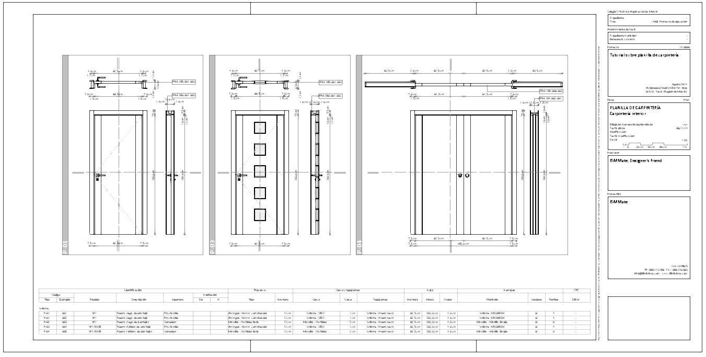 Pdf planos de carpinteria un mar de lios spanish for Planos de muebles de cocina pdf